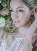 Charlie Earrings in Gold & Betsy Bracelet