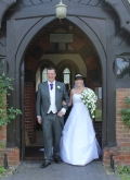 gina and matthew pearce-brides