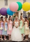 Claire Collins Bridesmaids