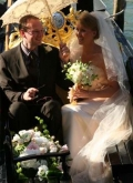 hanne and justin-brides