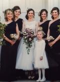 Amanda Bear Bridesmaids
