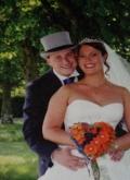 jenny and martin-brides