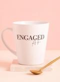 'Engaged AF' Mug